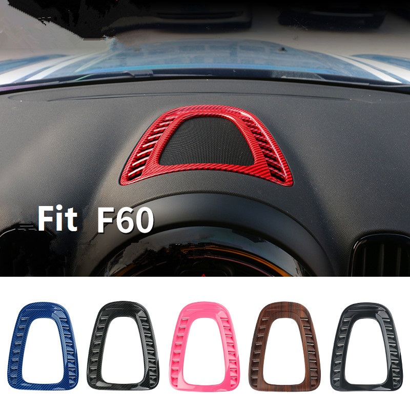 ABS Car Trunk Lid Cover Sticker Tail Trim Cover For Mini Cooper F60 Countryman