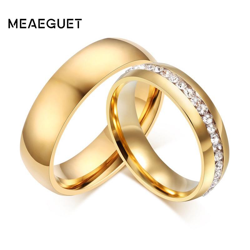 Bling Jewelry Large Bande de Mariage des Couples Dome Bagues Tungst/ène 4mm Couleur argent/é Brillant