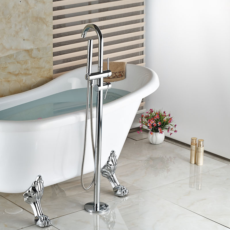 ORB-Chrome-Brushed-Brass-Floor-Sanding-Bathtub-Faucet-Hot-And-Cold-Shower-Mixer-Taps-Bathroom-Faucet (2)