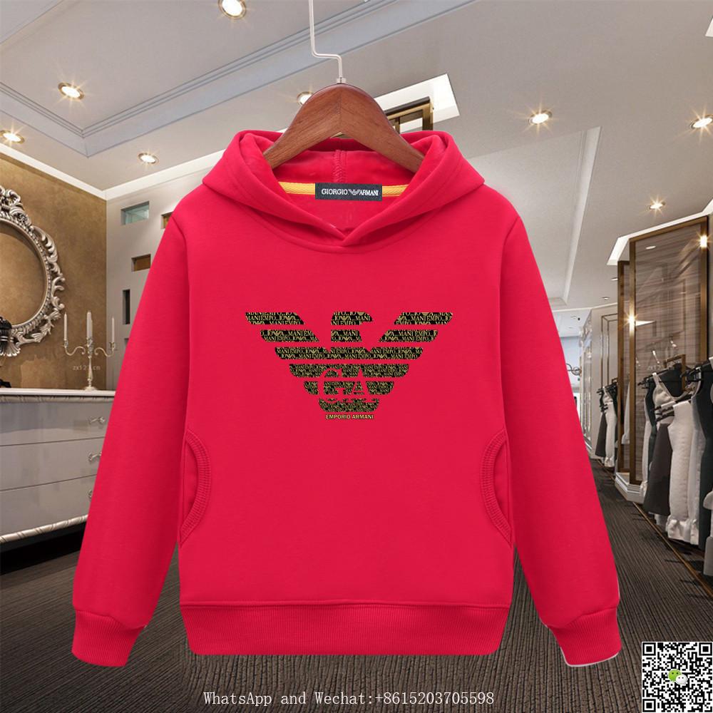 Çocuk giyim Çocuk Kaşmir Kapmak Bile Caps Erkek Kız çocuğun Mektup Baskı Ceket renkler erkek hoodie bebek giyim