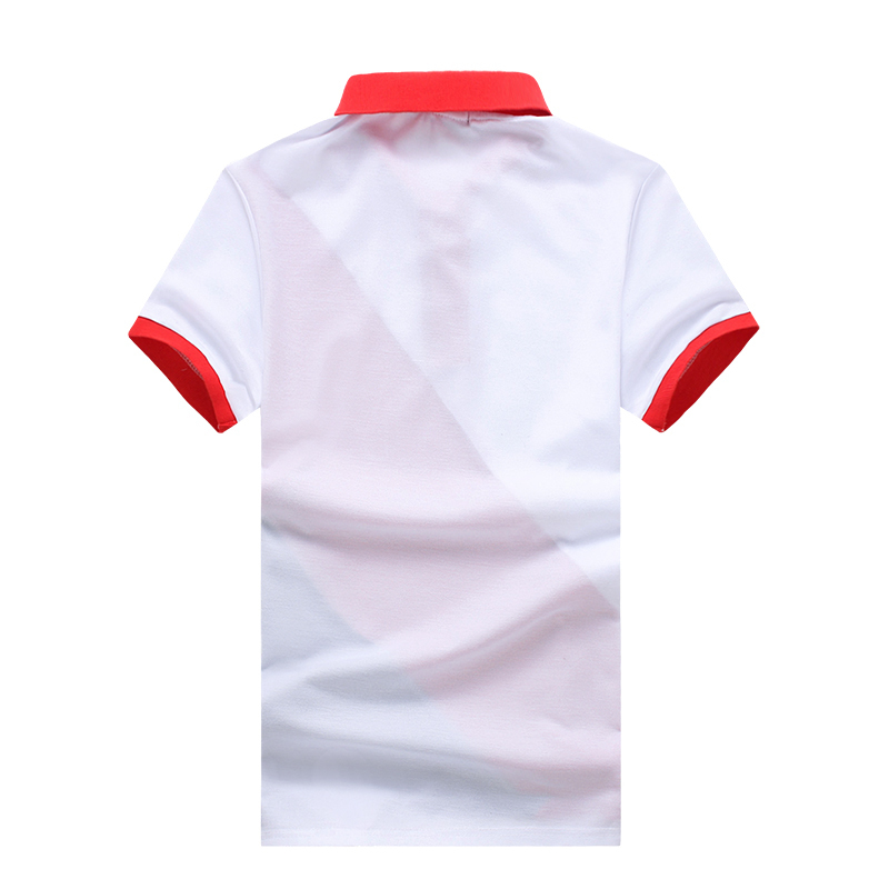 Covrlge 2019 New Fashion Brand Solid Short-sleeve Slim Fit Mens Shirt Men Shirts Casual Polo Mtp062 C19041501