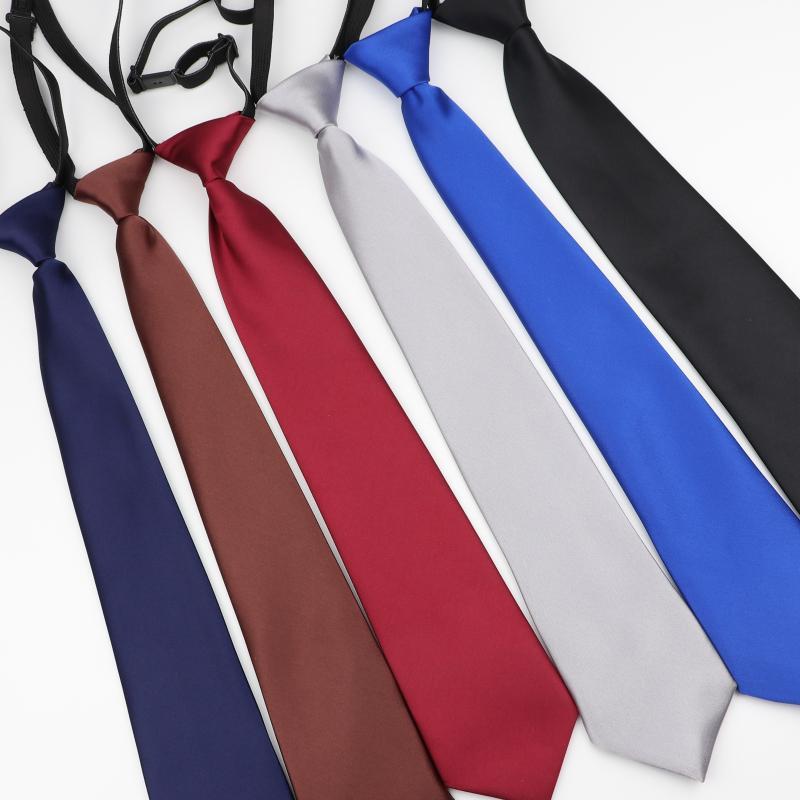 Mens Polyester Slim Neckties mal Valentines Day Party Suit Neckties