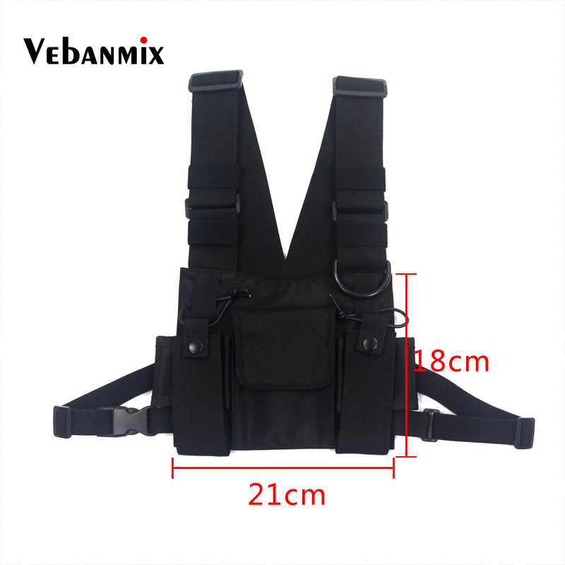 Fashion-Nylon-Chest-Rig-Bag-Black-Vest-Hip-Hop-Streetwear-Functional-Tactical-Harness-Chest-Rig-Kanye