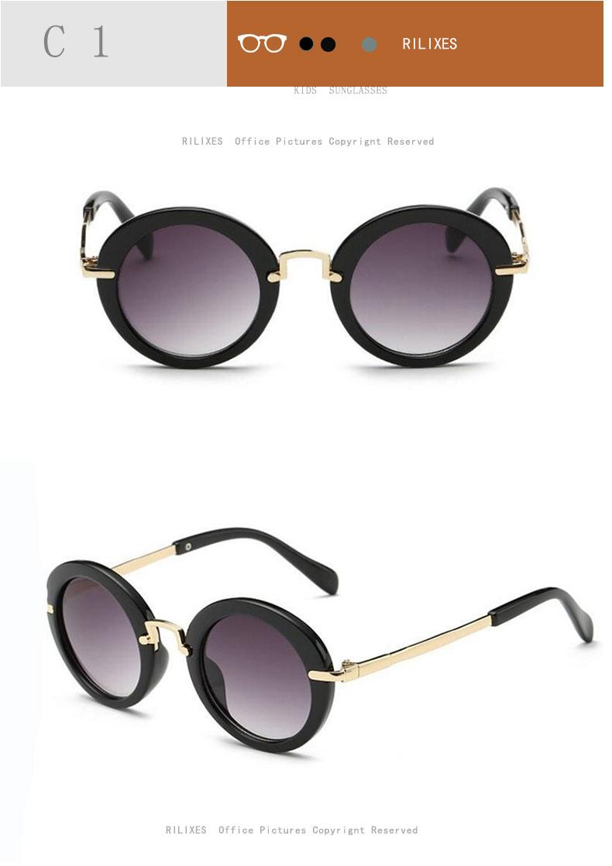 NEW Baby Girls Sunglasses Brand Designer UV400 Protection Lens Children Sun Glasses Cute Kids Sunglasses Cool Goggles (16)