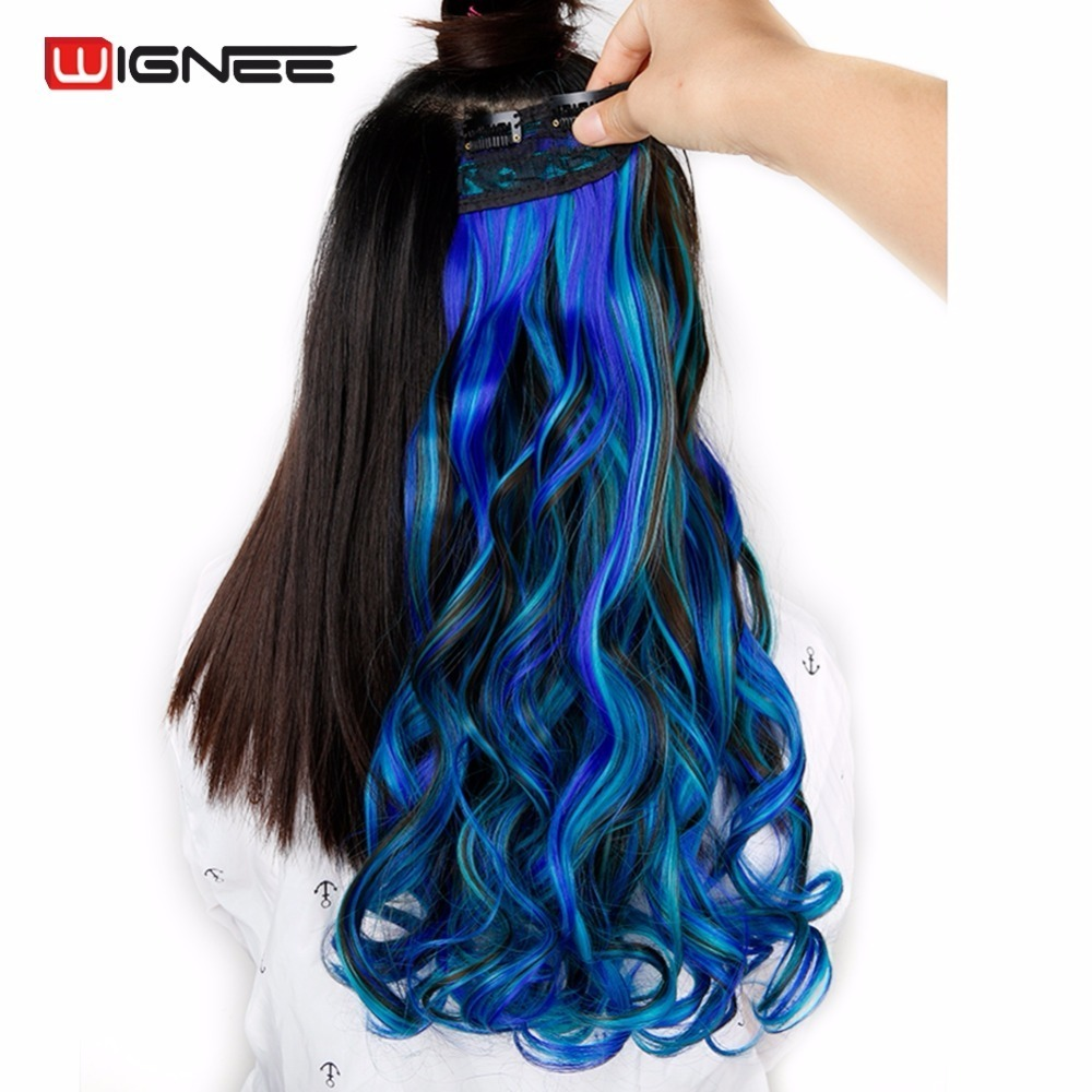 Clip in Hair Extensions (8)