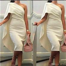 One Shoulder Cocktail Dresses