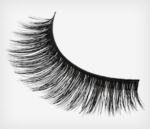 Eyelsahes, Eyeliner & Nail Polish