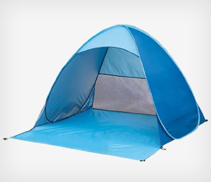 Tents, Flashlights & Inflatable Floats