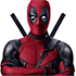 costume de deadpool