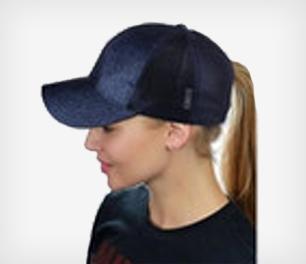 Baseball Caps, Designer Denim & Dress Shoes
