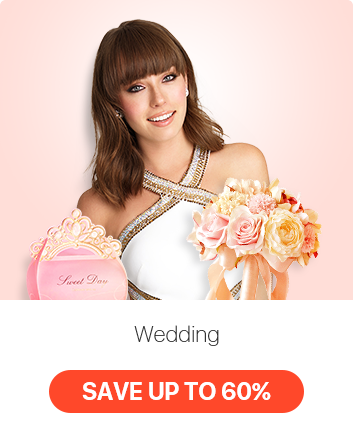 Trendsetting Style; Apparel & Wedding Dresses UP TO 60% OFF