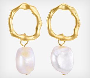 Silver Earrings, Chains & Bracelets