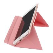 Подставка для сотового телефона Gintenco оригами для мобильного телефона Складная многоугольная настольная держатель, водонепроницаемая, ультратонкая колыбель для мобильного телефона