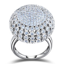 Zircon Vintage Rings