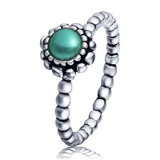 925 Silver Virgo Rings