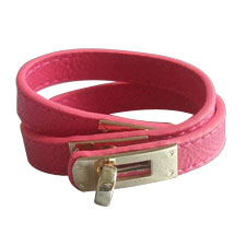 Buckle Leather Bracelets