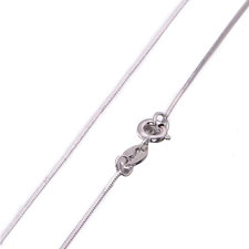 925 Silver Chain Necklaces