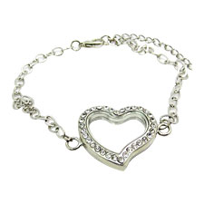 Heart Locket Bracelets