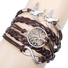 Vintage Infinity Bracelets