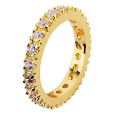 10KT Yellow Gola Fillea Rings