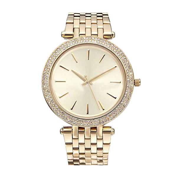 luxury branded famous elegant designers ladies gold watches diamonds relogio feminino aaa quality steel strap bracelet watch for womens tops