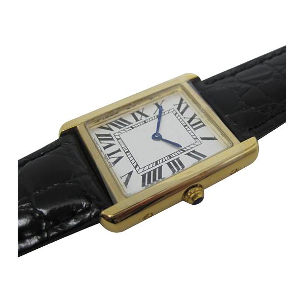Luxury Men Women fashion gold case white dial watch Quartz dress watches 07-2