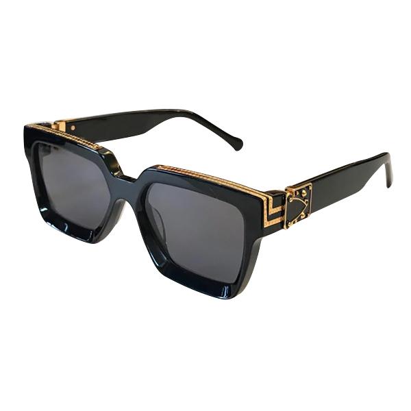 2019 New men brand designer sunglasses Millionaire