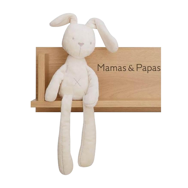 Baby Easter Stuffed Rabbit Plush Toys 52cm Baby Mamas & Pappas Sleeping Story Rabbit Stuffed Animals Dolls Best Gift for Kids