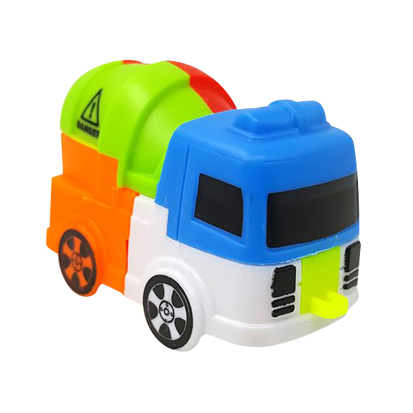 Funny Model Compatible Snack Car Models Building Kits Blocks Toys Hobby Hobbies For Boys Girls