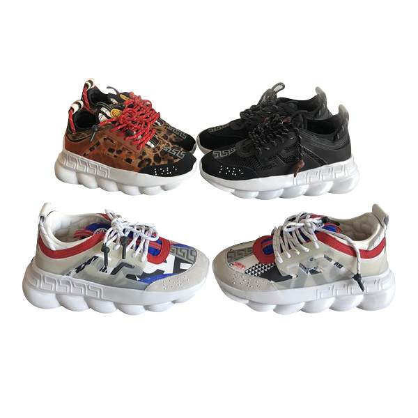Chain Reaction Designer Sneakers Shoes