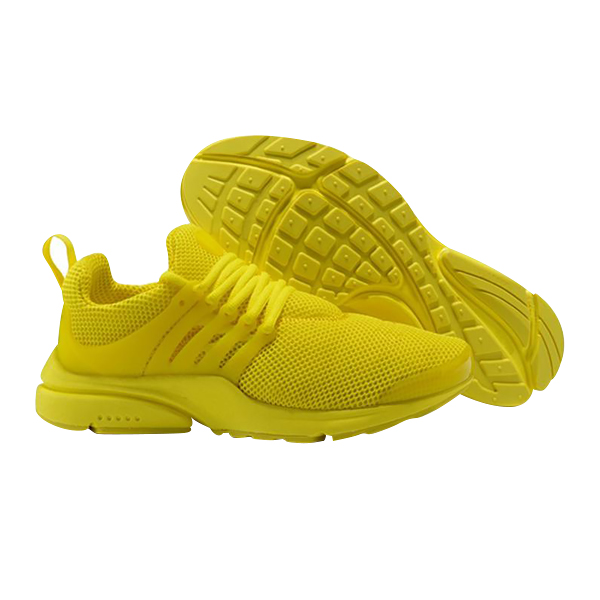 Black White Yellow Red Mens Shoes Sneakers