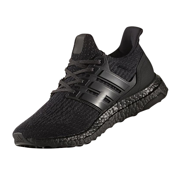 Triple Black running shoes