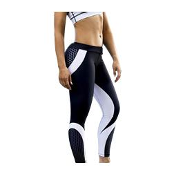 Women Leggings Patchwork Bodybuilding Slim