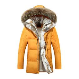 Winter Men's Duck Down Jackets Coats