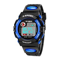 Cheapest Functional Fashion Men Sports Digital Wrist Watch