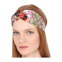 Fashion Luxury Brand Elastic Hair Bands