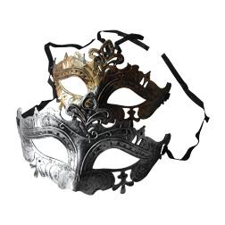 Retro Greco Roman Mens Mask