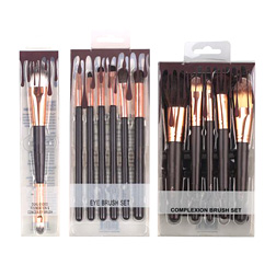 Highlighter Tech Complexion Makeup brushes Sets