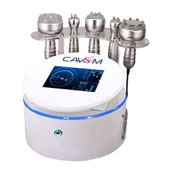 Vacuum RF 40K Cavitation Slimming Machine