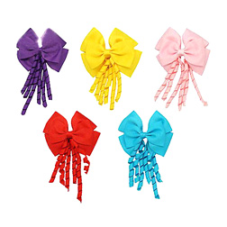 Fancy Cute Hair Bow With Clip For Girls 20pcs