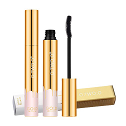 O.TWO.O Eye Makeup Mascara False Eyelashes Make up Waterproof Cosmetics Lengthening Eyes Mascara Curling Free DHL 338