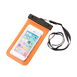 Waterproof Bag Outdoor PVC Plastic Dry Case Sport Cellphone Protection Universal Cell Phone Case For Smart Phone 4.7 Inch/5.5Inch