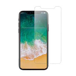 For iPhone 9 9plus X Tempered Glass New Iphone 2018 Screen Protector For iPhone 8 Plus LG Q7plus Alcatel 7 J3 2018 0.26mm 2.5D 9H In Package
