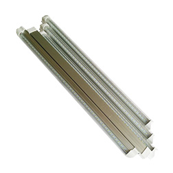 8ft T8 Led Tubes Light 3ft 4ft 5ft 6ft 8ft V Shaped Led Cooler Door Tubes Lighting Freezer double row shop lights fixture