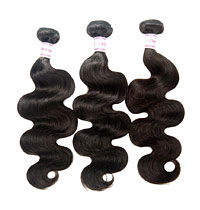 Body Wave Bundles w/Closure