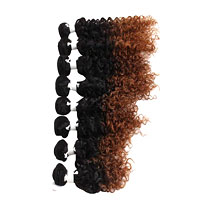 8A Deep Curly Remy Hair Weaves