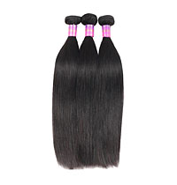 9A Straight Human Hair Weaves