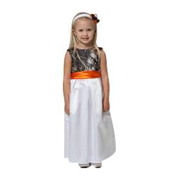 Scoop A-Line Camo Flower Girls Dresses Long Camouflage Real Tree Kids Formal Wear 2019 Vestidos Camouflage Cheap Sale
