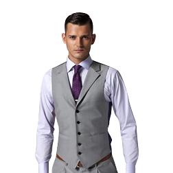 Handsome Wedding Groom Tuxedos (Jacket+Tie+Vest+Pants) Men Suits Custom Made Formal Suit for Men Wedding Bestmen Tuxedos Cheap 2016 -2017