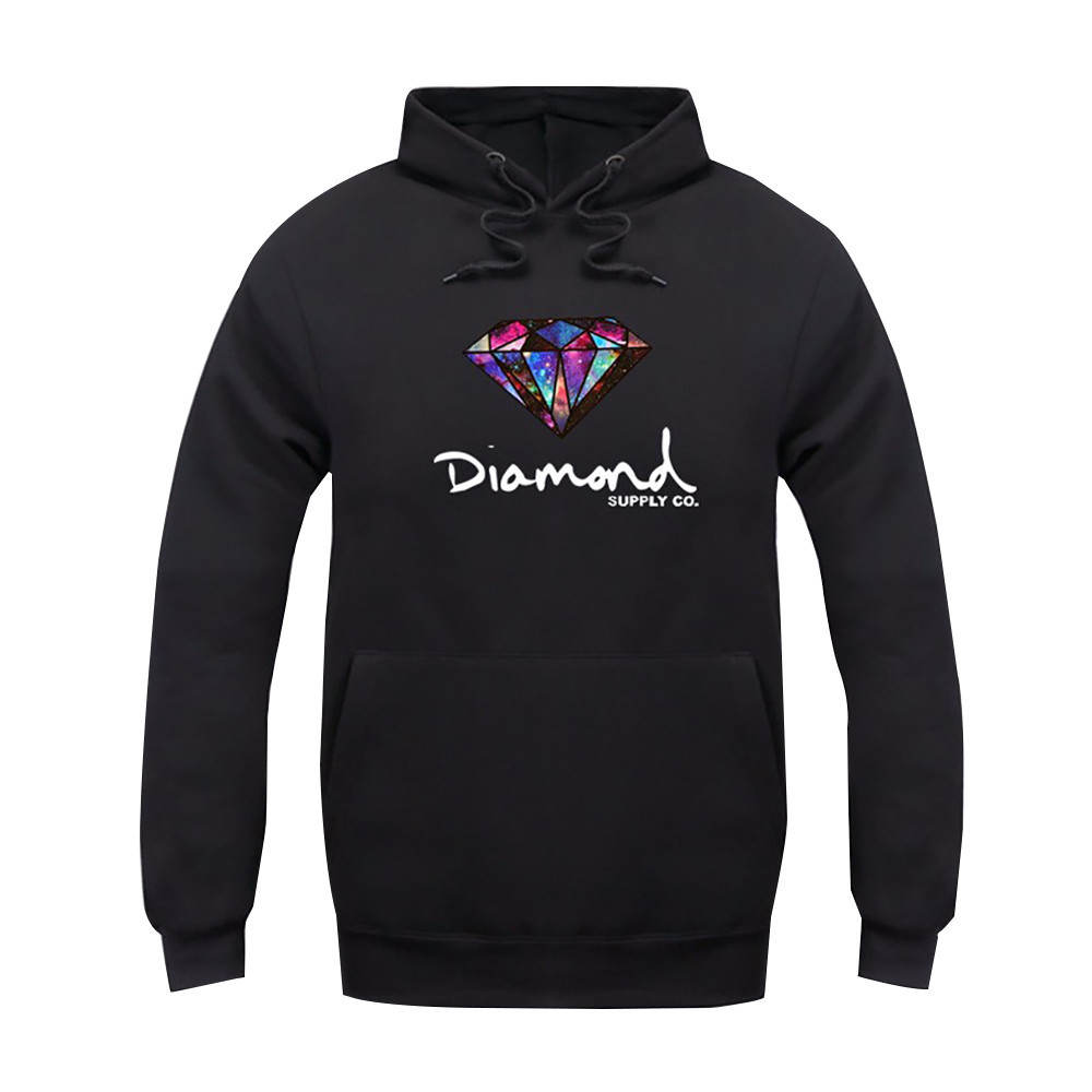 Diamond supply co men hoodie